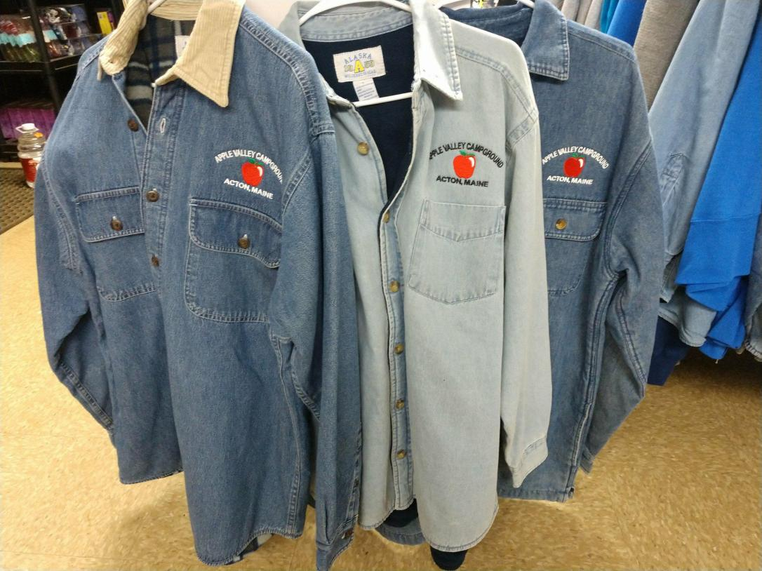 Denim Lined Shirt 1999